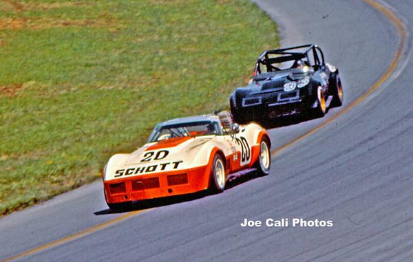 # 20 - IMSA 1977 Pocono - Don Schott