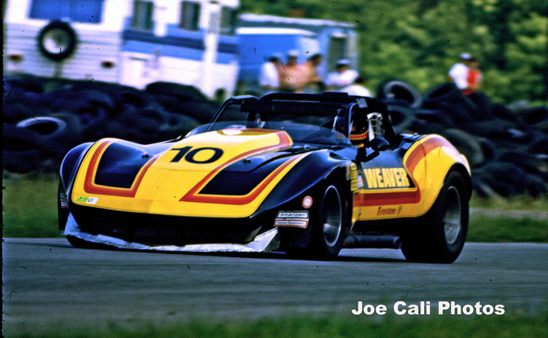 # 10 - SCCA TA 1977 Road America - Ron Weaver