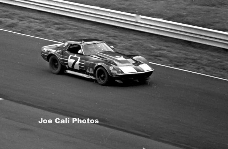 # 7 - IMSA 1973 - John Greenwood