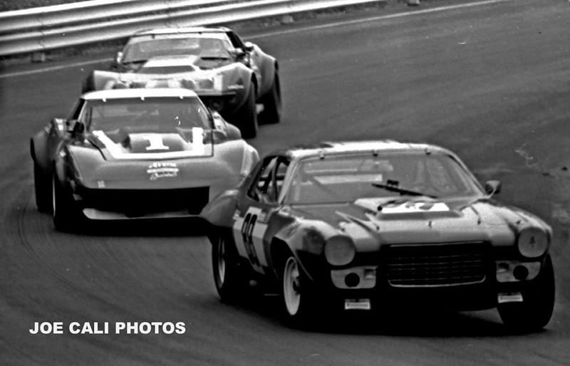 # 1 - SCCA AP 1972 at Watkins Glen - J. Marshall-Robbins