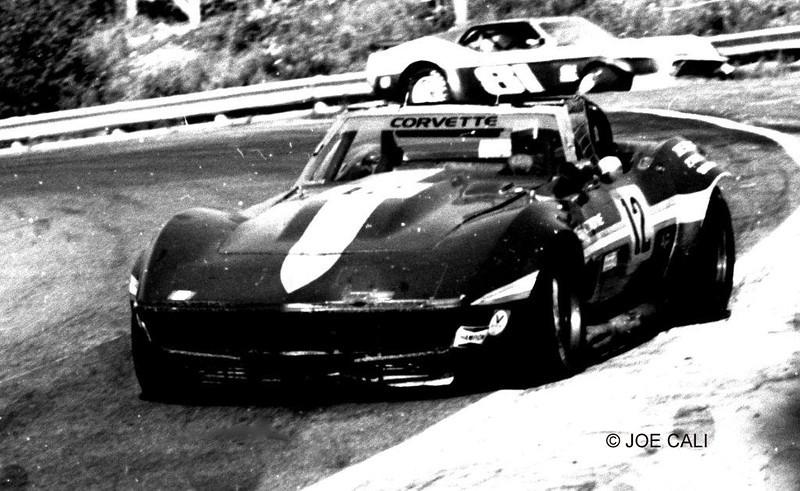 # 12 - 1976 TA, Dr Frank Joyce at Mosport
