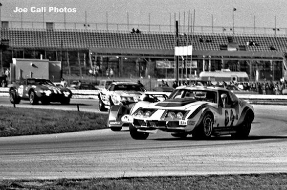 # 64 - IMSA 1971 Daytona - Bob Baechle