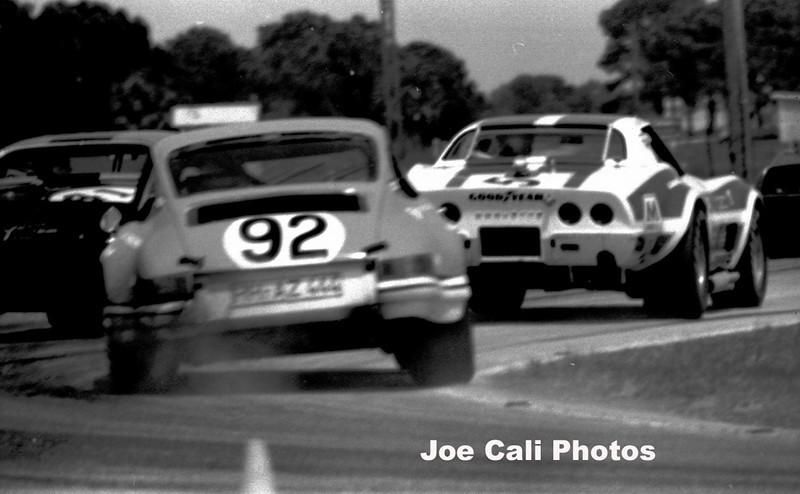 # 5 - IMSA 1973 Sebring - Dave Heinz