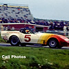 # 5 - SCCA TA 1975 Daytona - John Greenwood in Rudy Braun (Cdn) car. This is a subsequent version of the BFG # 50 car which was subsequently driven by a string of Canadian drivers