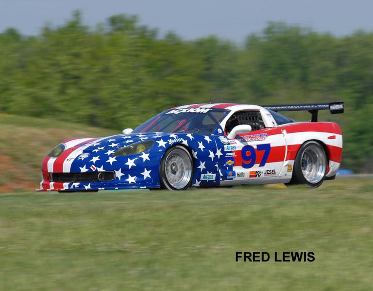 2007 - # 97 - 2007 Grand-Am -  Riggins - FL-03
