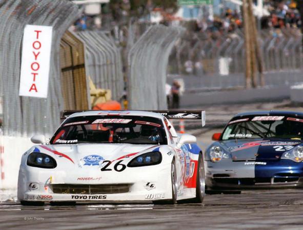 2006 - # 26 - SCCA WC - Long Beach - Claudio Burtin