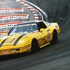 1990 - # 4 - Escort WC - Laguna Seca - Bakeracing - Lou Gigliotti