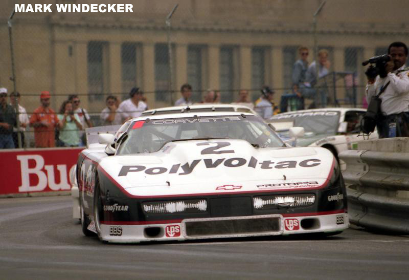# 2 - IMSA GTO, 1988, Columbus - Tommy Riggins, John Jones