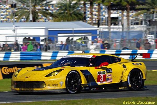 # 3 - 2015, USCR Magnussen, Garcia, Briscoe Daytona GTLM winner, (Mark Windecker photo) 01