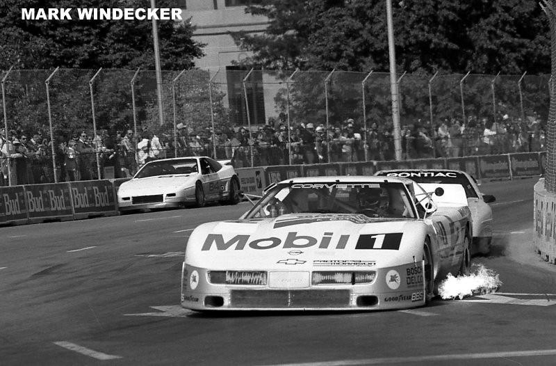 # 2 - IMSA - 1987, Columbus - Greg Pickett