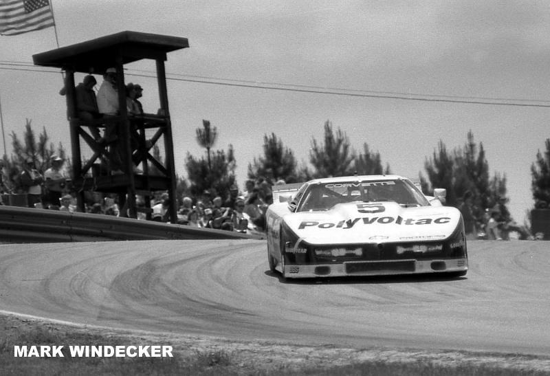 # 5 - IMSA GTO, 1988, Mid-Ohio - Wally Dallenbach, John Jones