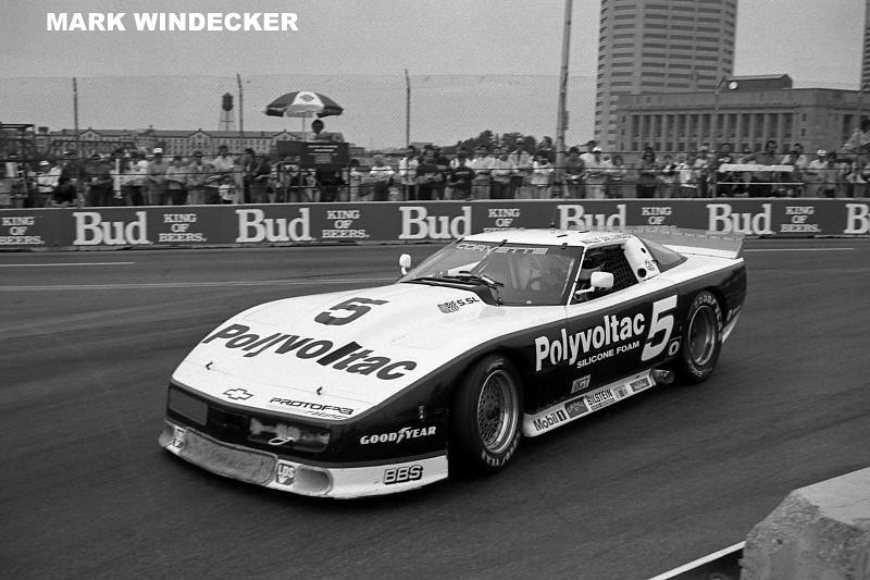 # 5 - IMSA GTO, 1988, Columbus - Wally Dallenbach, John Jones