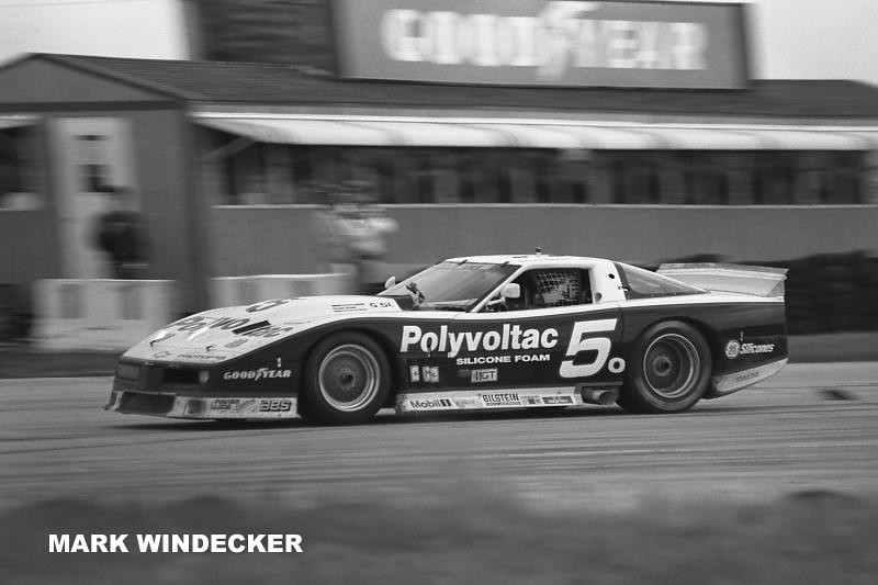 # 5 - IMSA GTO, 1988, Sebring - Wally Dallenbach, John Jones
