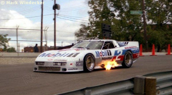 # 2 - IMSA, 1987, Streets of Columbus - Greg Pickett