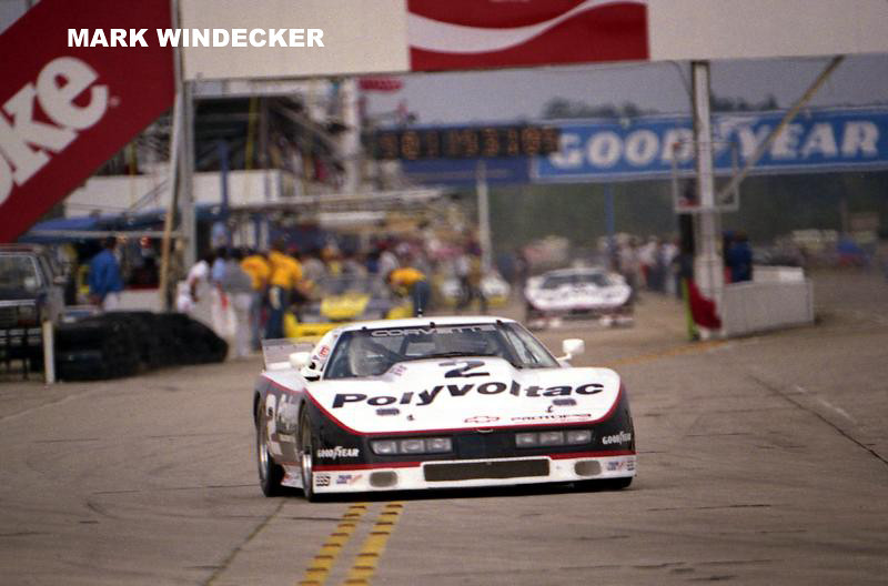 # 2 - IMSA GTO, 1988, Sebring - Tommy Riggins, John Jones