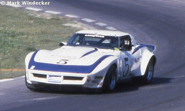 # 5 - SCCA TA, 1980, Road America - Andy Porterfield