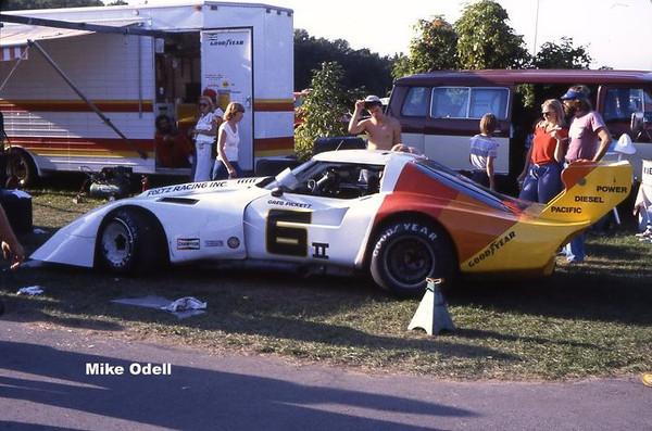 # 6 - 1978 TA Greg Pickett at Road America