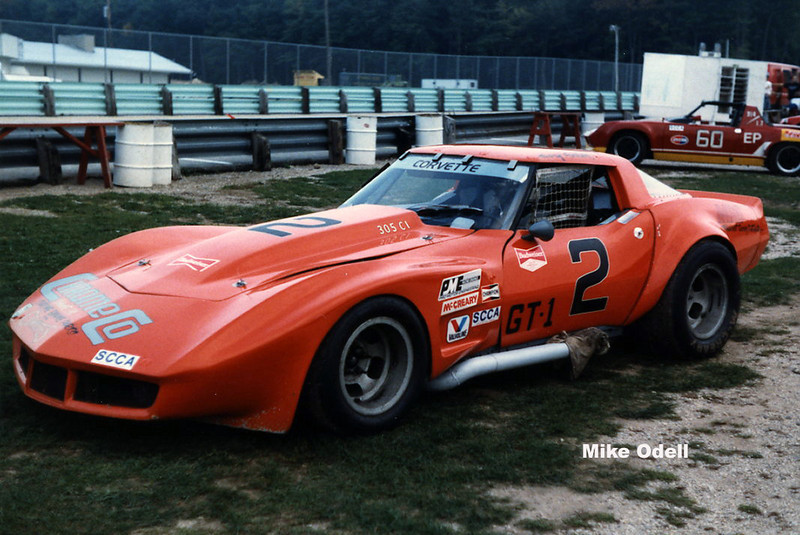 # 2 - SCCA GT1, 1984, Road America - Terry Farber