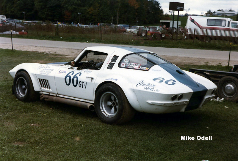 # 66 - SCCA GT1, 1981, Road America - unknown