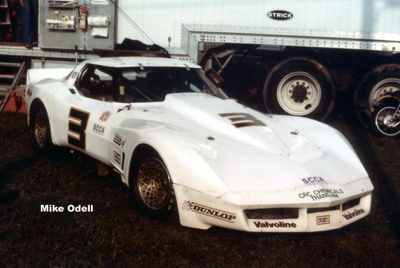 # 3 - SCCA TA, 1981, Road America - Tony Brassfield in Pickett team kevlar-bodied narrow-body car