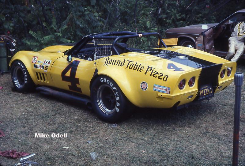 #4 - SCCA TA, 1975, Road America - Peter Brailler