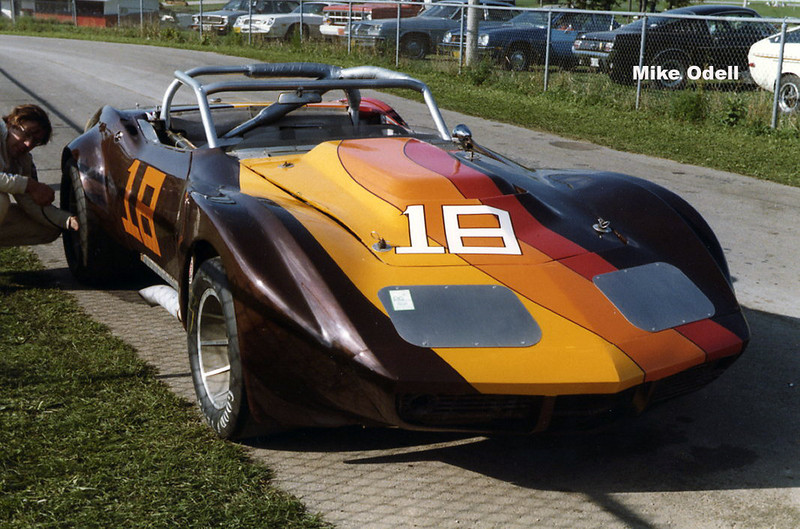 # 18 - SCCA TA, 1981, Road America - Jim Durovy