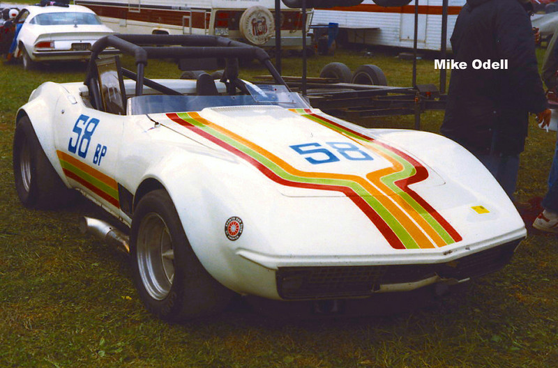 # 58 - SCCA BP, 1981 - Road America - Dennis Cuppy