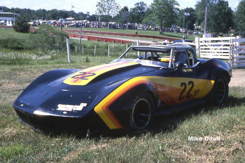 # 22 - SCCA BP, 1977, Mid-Ohio - Tim Clark
