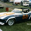 # 39, # 88 - SCCA BP, 1978, Road America - Larry Trotter