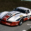 # 91 - SCCA TA, 1981, Road America - Gene Bothello. FEMSA/Clausie Racing (note new GT1 windshield, coupe rules)