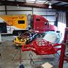 2006 - # 28 - SCCA WC - car under const - DSC02215