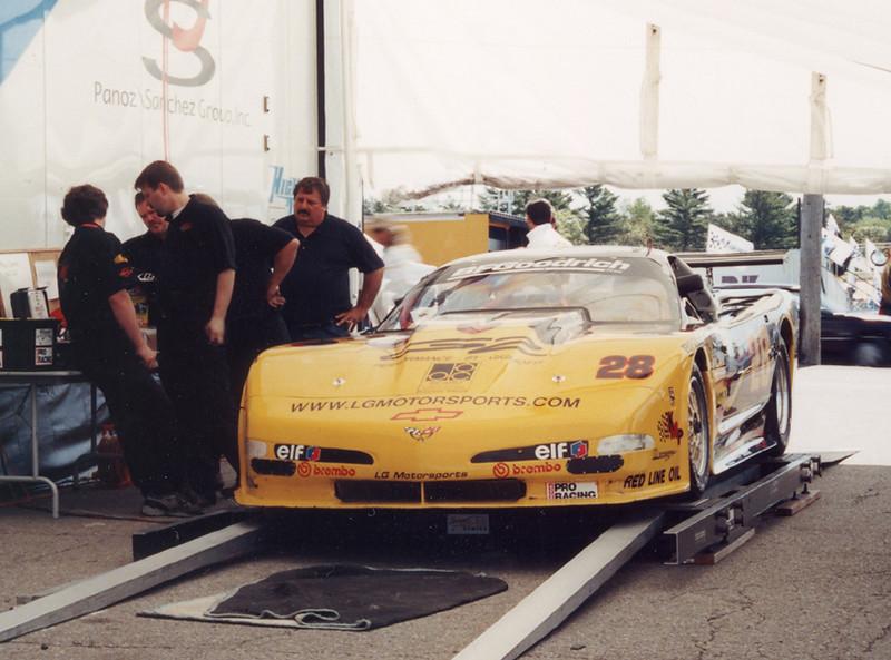 2001 - # 28 - SCCA TA - Mosport - 01