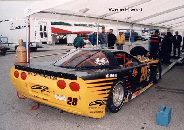2001 - # 28 - SCCA TA - Mosport  - 02