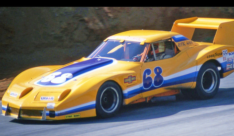 # 68 - 1978 TA - Rick Hay at Road  Atlanta, Terry Capps photo-01