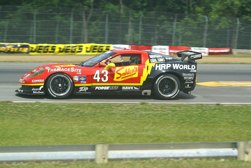 # 43 - 2007 Grand Am Wayne Nonamaker at Mid-Ohio, Terry Capps photo 02