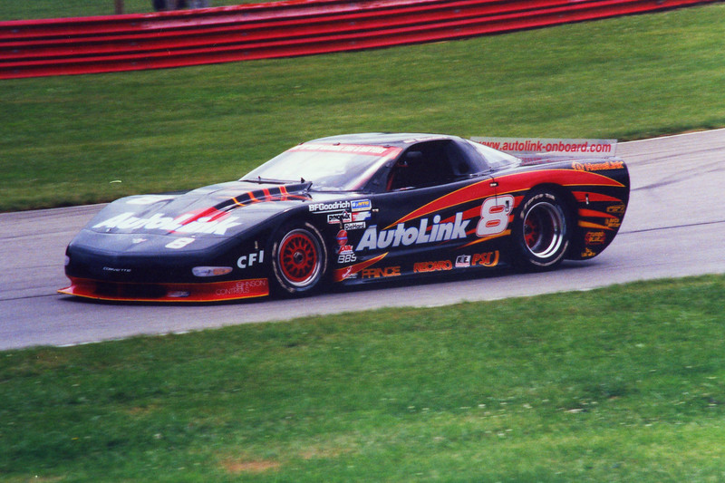 # 8 - 1998 TA Bill Saunders at Mid-Ohio, Terry Capps photo