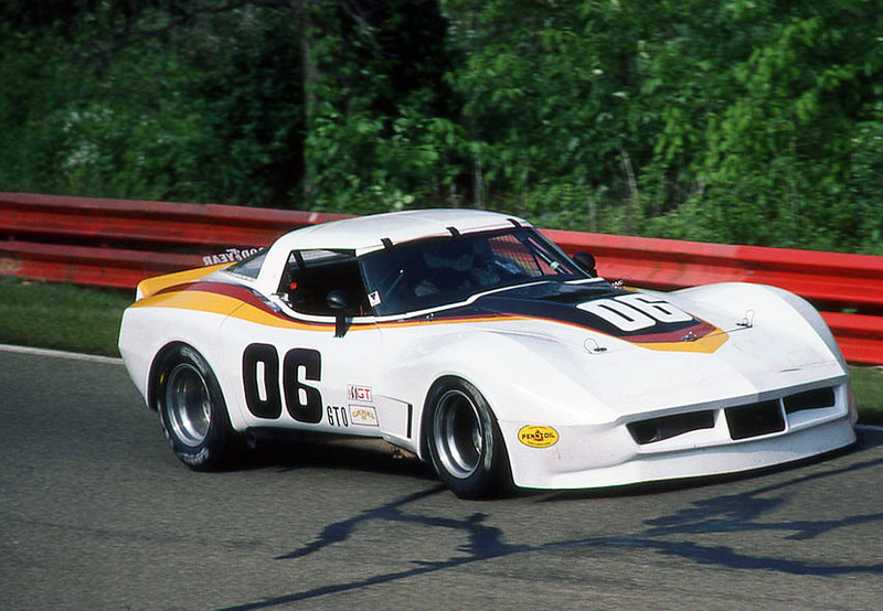 # 06 - 1978 IMSA - Bill Wink at  Mid-Ohio, Terry Capps photo