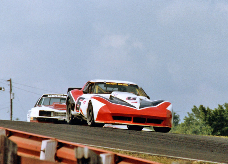 # 6 - 1983 TA - Greg Pickett at  Mid-Ohio, Terry Capps photo - 03