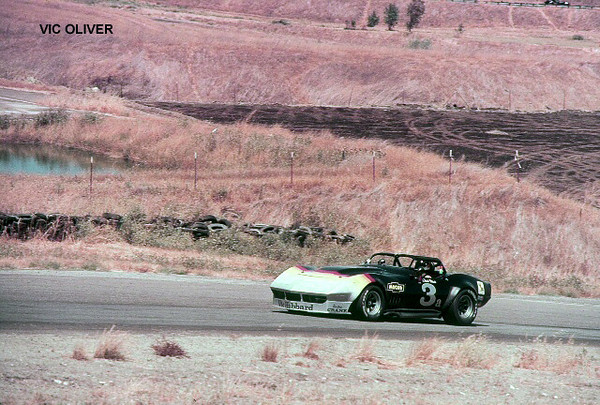 # 3 - IMSA, Sears Point, 1975-77 - Dave Mock, Mocko Racing, Vic Hubbard sponsorship