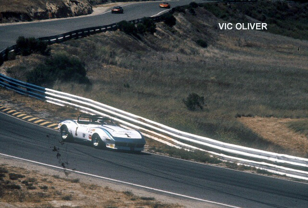 "# 1 - SCCA BP, Laguna Seca, 1979 - Andy Porterfield  Video of 1979 Trans Am race  <a href=""http://www.youtube.com/watch?v=AavSc_ZBUEI"">http://www.youtube.com/watch?v=AavSc_ZBUEI</a>"