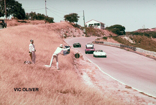 # 1 - SCCA TA, Laguna Seca, year uncertain - Andy Porterfield