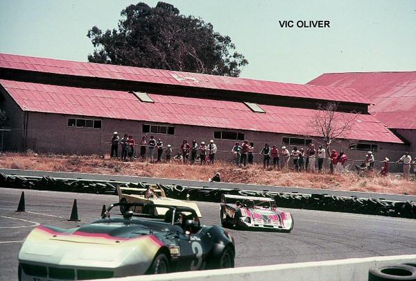 # 3 - IMSA, Sears Point, 1975-77 - Dave Mock, Mocko Racing, Vic Hubbard sponsorship