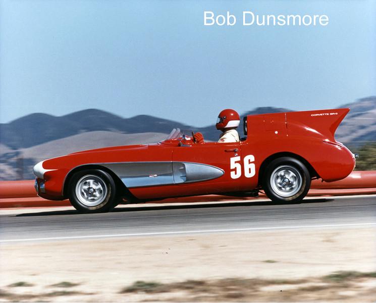 # 56 - GRL, Laguna Seca, 1987 - Rich Mason, Corvette SR2