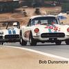 # 265 - GRL, Laguna Seca, 2002 - Bob Drennan leads # 3 Ron Cressey