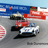 # 77 - GRL, Laguna Seca, 2002 - Joe Freitas leads # 43 Ken Epsman and # 58 Noel Park