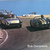 # 555 - GRL, Laguna Seca, 1987 - John Masterson leads # 283 Dick Guldstrand