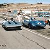 1987 Monterey Historics - Sting Ray racer & Corvette SS 01