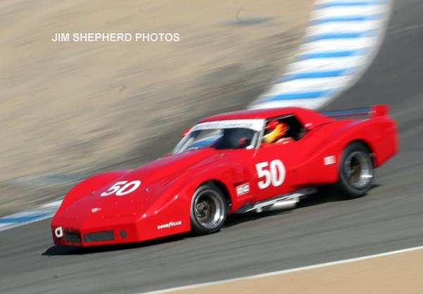 # 50 - GRL, Laguna Seca, 2009 - Tom Armstrong