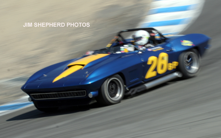 # 26 - GRL, Laguna Seca, 2009 - Tommy Thompson