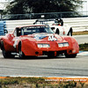 Larry VanScoy at Daytona in evolution of Skip Panzarella SCCA AP and TA
